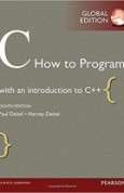 C How To Program with an Introduction to C++, Global Edition