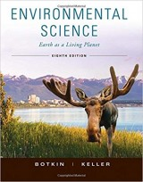 Environmental Science: Earth as a Living Planet 8th Edition