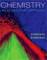Chemistry - An Atoms First Approach