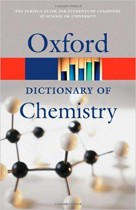 A Dictionary of Chemistry (Oxford Quick Reference) 5th Edition