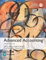 Advanced Accounting, Global Edition 13th Edition