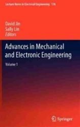 Advances in Mechanical and Electronic Engineering: Volume 1