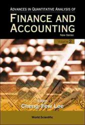 Advances in Quantitative Analysis of Finance and Accounting (Vol.2)