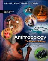 Anthropology: The Human Challenge 14th Edition