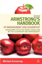 Armstrong's Handbook of Management and Leadership