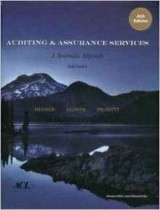 Auditing & Assurance Services: A Systematic Approach (6th edition)