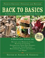 Back to Basics - A Complete Guide to Traditional Skills, 4th Edition