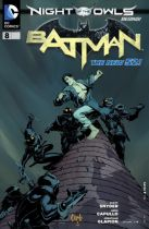 Batman - Complete Court and Night of the Owls