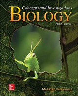 Biology: Concepts and Investigations, 4th Edition