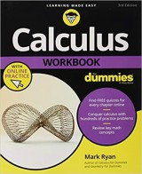 Calculus Workbook For Dummies 3rd Edition
