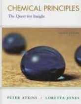 Chemical Principles - The quest for insight (4th edition)