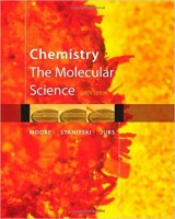 Chemistry: The Molecular Science 4th Edition