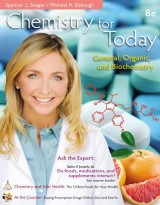 Chemistry for Today: General, Organic, and Biochemistry, 8 edition