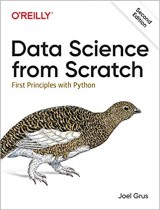 Data Science from Scratch: First Principles with Python 2nd Edition