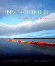 Environment: The Science Behind the Stories 5th edition