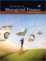 Essentials of Managerial Finance (Book Only) 14th Edition