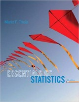 Essentials of Statistics (5th Edition)