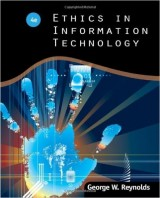 Ethics in Information Technology,4th edition