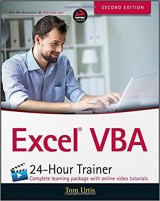 Excel VBA 24-Hour Trainer 2nd Edition