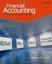 Financial Accounting, 11th edition