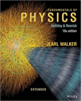 Fundamentals of Physics Extended 10th Edition + Solution