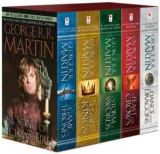 Game Of Thrones (A Song of Ice and Fire) 1-5 books