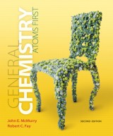 General Chemistry - Atoms First (2nd edition)