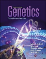 Genetics: From Genes to Genomes (Hartwell, Genetics) 4th Edition