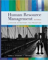 Human Resource Management 2nd Edition