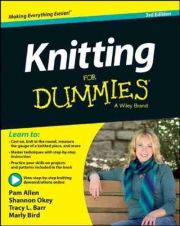 Knitting For Dummies, 3 edition