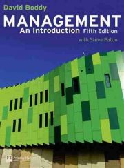 Management An Introduction, 5th Edition