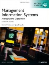 Management Information Systems, 13th edition
