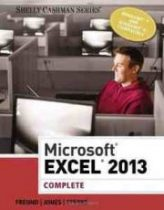 Microsoft Excel 2013: Complete (Shelly Cashman)