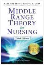 Middle Range Theory for Nursing, 3rd edition