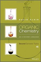 Organic Chemistry As a Second Language: Second Semester Topics 4th Edition