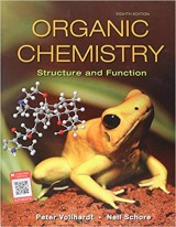 Organic Chemistry: Structure and Function Eighth Edition