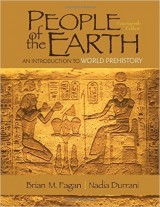 People of the Earth: An Introduction to World Prehistory 14th Edition