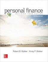 Personal Finance 2nd Edition