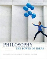 Philosophy: The Power of Ideas 9th Edition