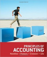 Principles of Accounting 12th Edition