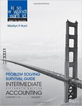 Problem Solving Survival Guide to accompany Intermediate Accounting