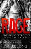 Rage : Fire and Steel Motorcycle Club Romance (Fire and Steel MC Book 1)