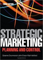 Strategic Marketing Planning and Control 3rd Edition