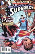 Superman - H'el on Earth (New 52 Story Arc) Complete