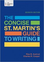 The Concise St. Martin's Guide to Writing 7th Edition