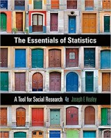 The Essentials of Statistics: A Tool for Social Research 4th Edition