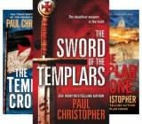 The Templar series by Paul Christopher