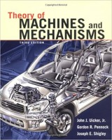 Theory of Machines and Mechanisms 3rd Edition