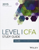 Wiley Study Guide for 2015 Level I CFA Exam - Complete Set