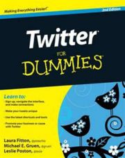 Twitter for Dummies, Second Edition